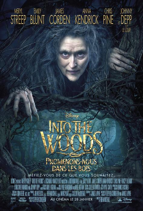 Meryl Streep-Into The Woods