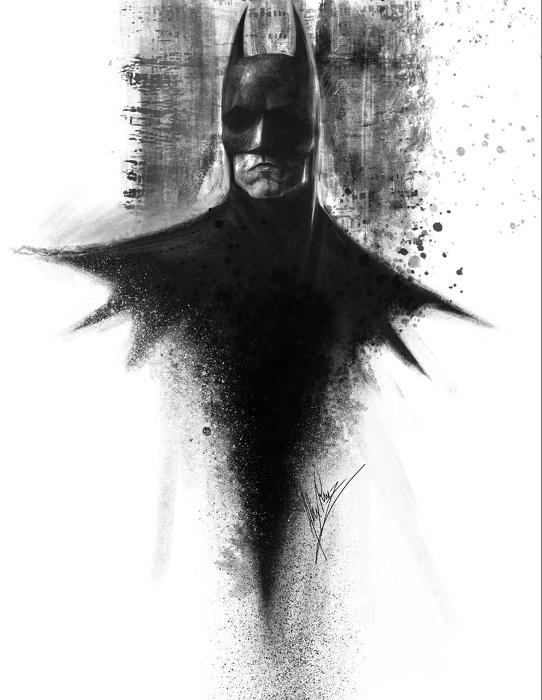 Alex Ruiz-Batman