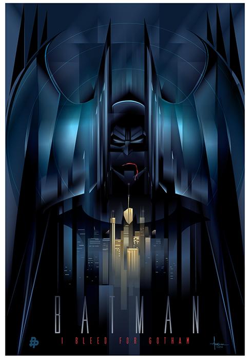 Batman-Orlando Arocena