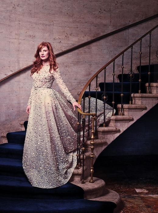 Jessica Chastain-Harper's Bazaar