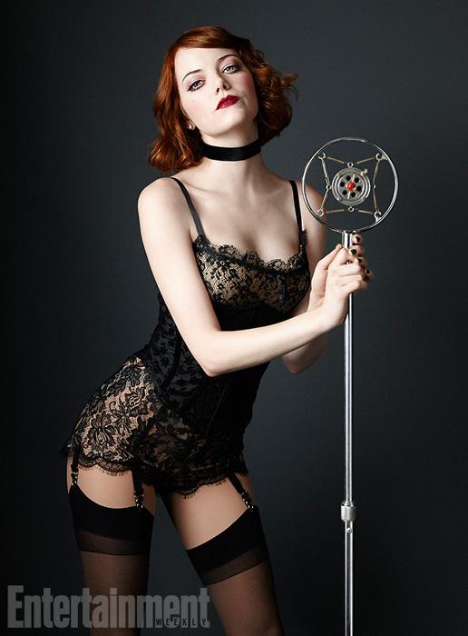 emma stone-cabaret