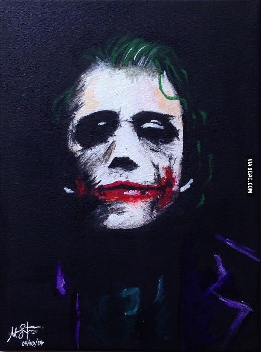 joker-megan theodora