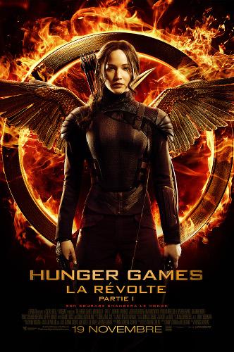 Hunger Games - La Révolte - Partie 1