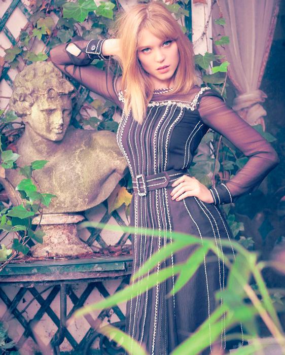 Léa Seydoux-Harper's Bazaar Brasil