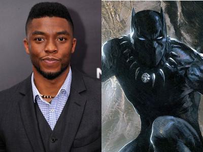black panther-boseman
