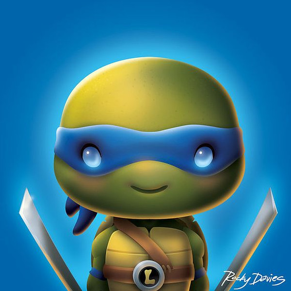 rocky davies-tortues ninja