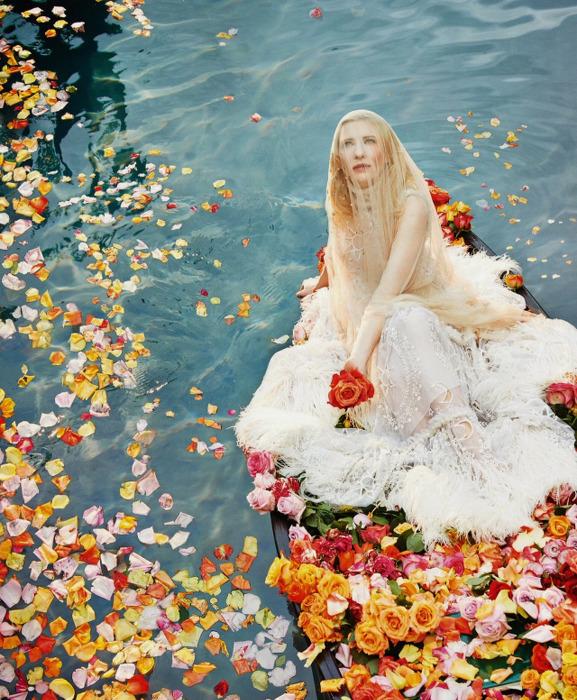 Cate Blanchett - Winter Escape