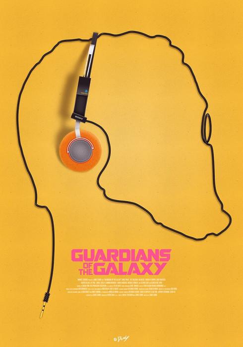 Les Gardiens de la Galaxie - Doaly