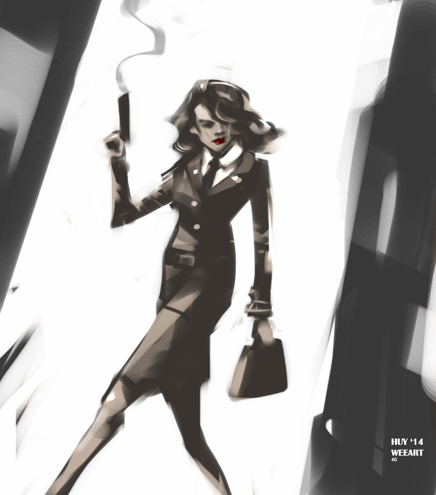 Agent Carter - Weearts