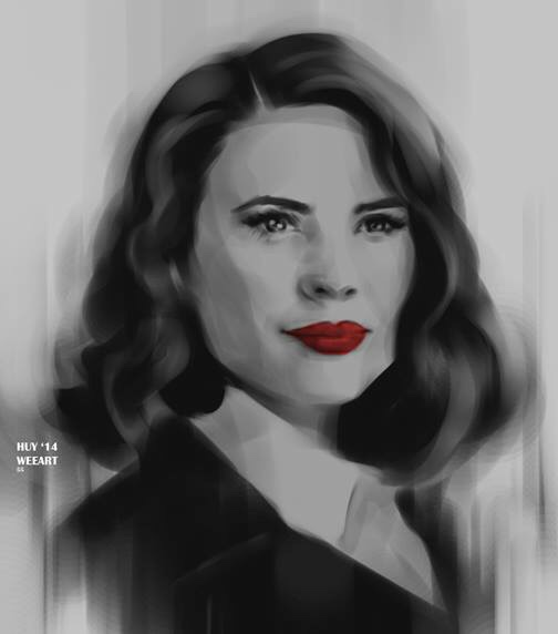 Agent Carter - Weearts2