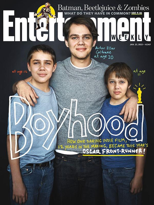 Boyhood-Entertainement Weekly
