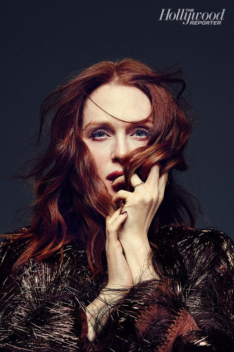 Julianne Moore - The Hollywood Reporter