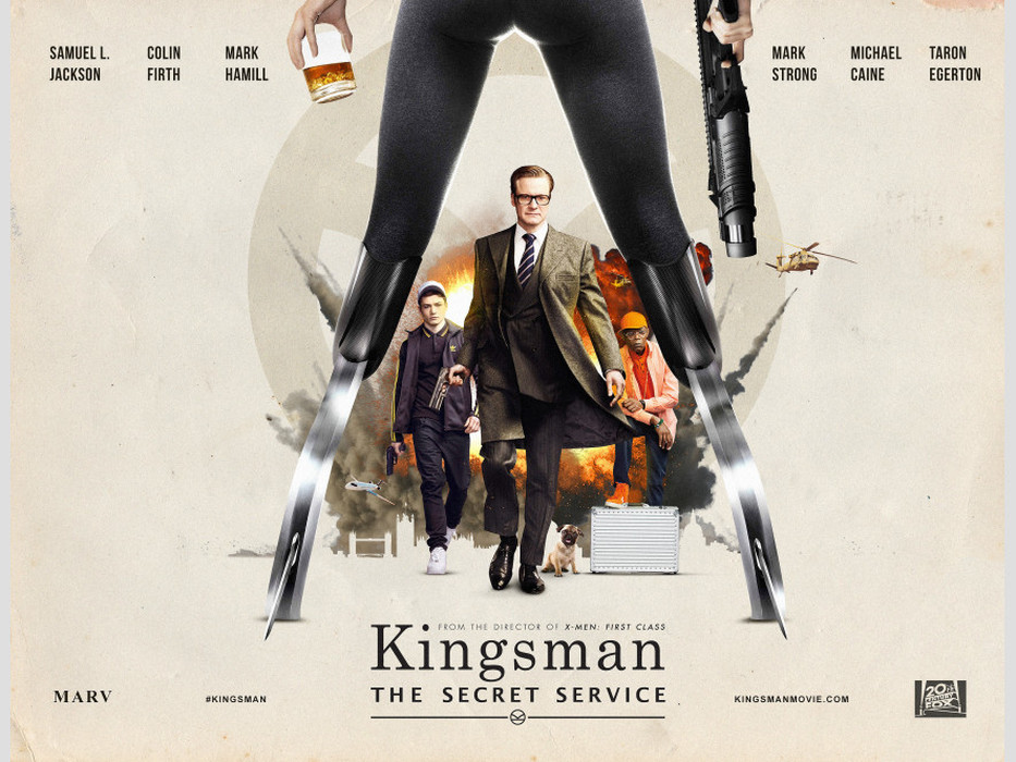 Kingsman - Andrew Nedzvedsky