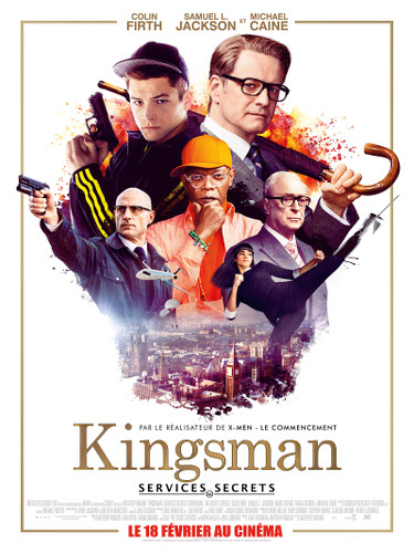 Kingsman- The Secret Service