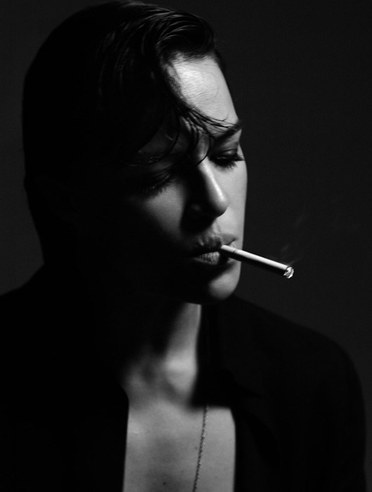 Michelle Rodriguez - Interview Magazine2