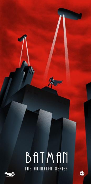 Rodolfo Reyes - Batman