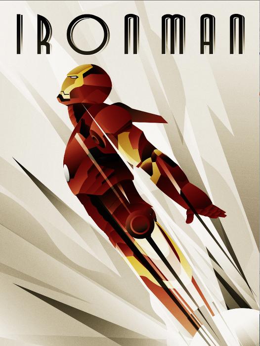 Rodolfo Reyes - Iron Man