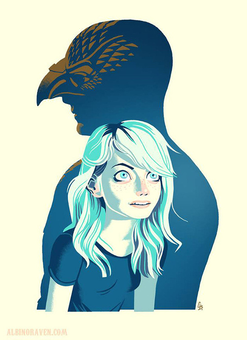 Birdman - Albino Raven