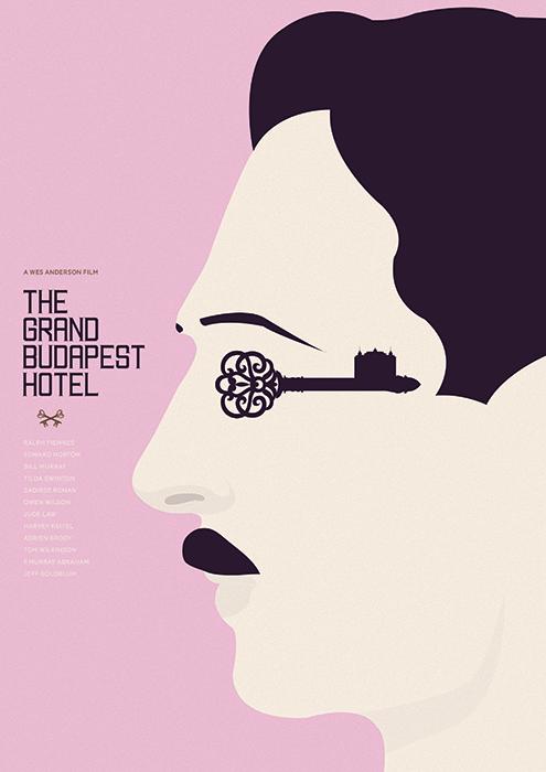 Matt Needle - The Grand Budapest Hotel
