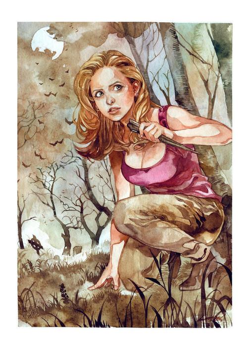 Buffy - Andrea Jen