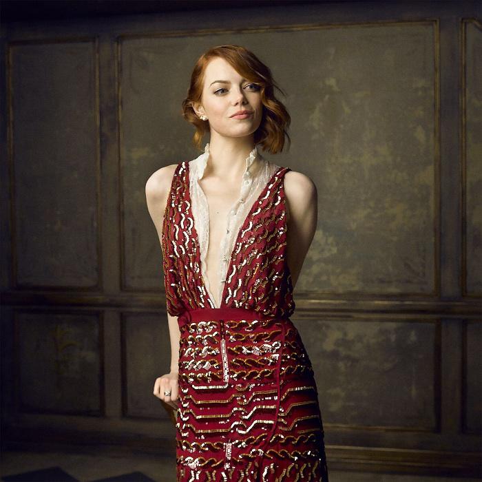 Emma Stone - Vanity Fair - Mark Seliger