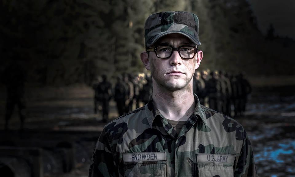 Joseph Gordon-Levitt-Edward Snowden