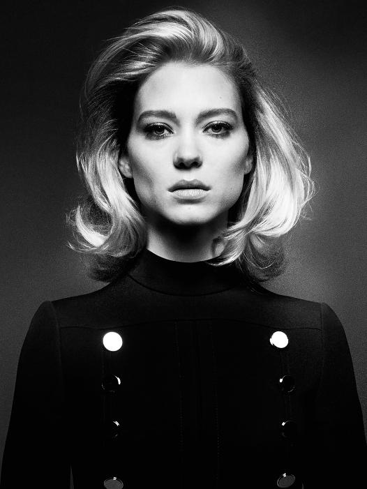 Lea Seydoux - David Sims - Vogue Paris