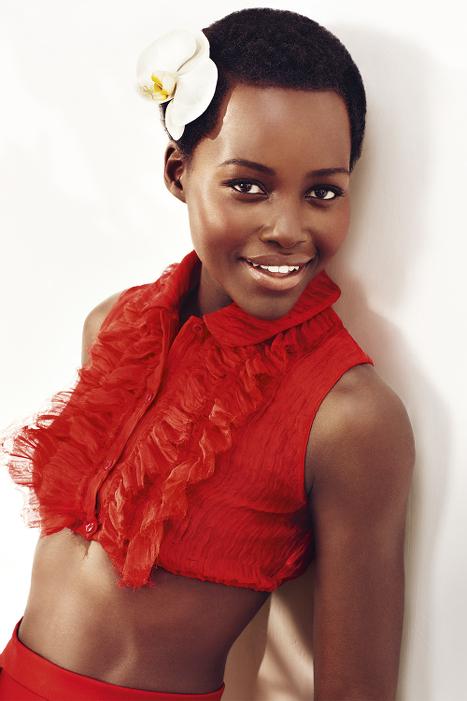 Lupita Nyong'o - Harper's Bazaar