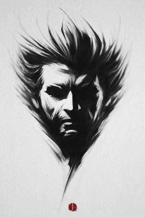 John Aslarona-Wolverine-x-men