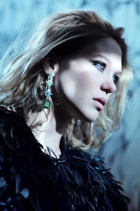 Lea Seydoux - Madame Figaro