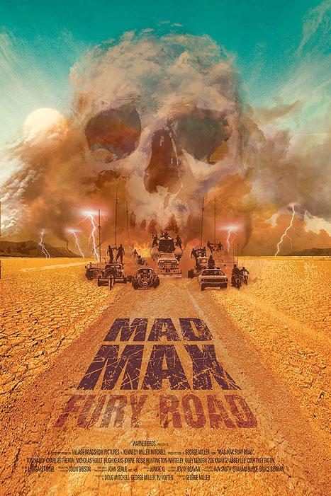 Mad Max - Ollie Boyd