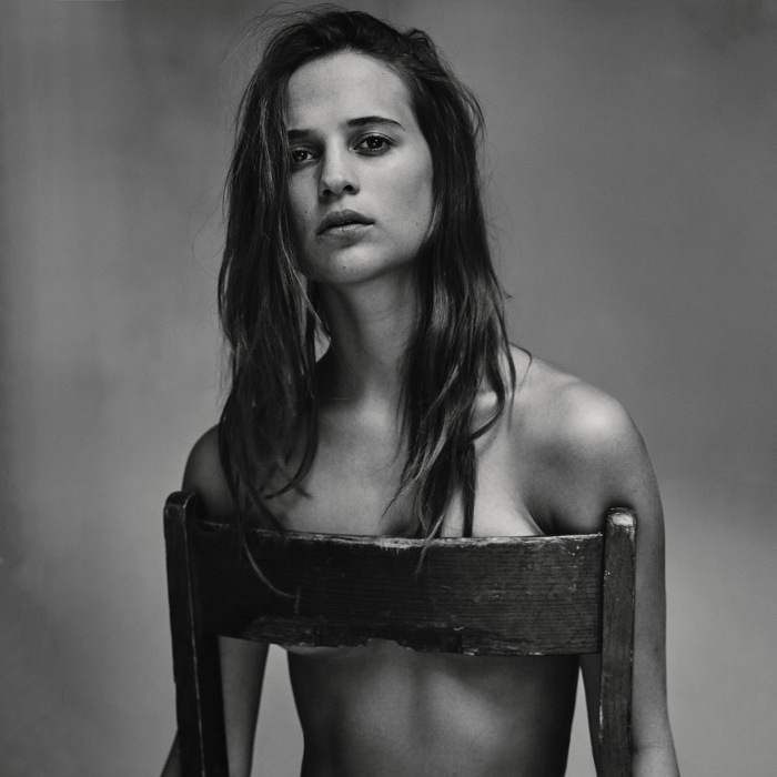 Alicia Vikander - Interview Magazine