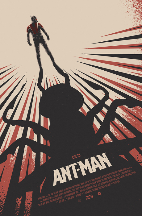 Ant-Man - Thomas Walker