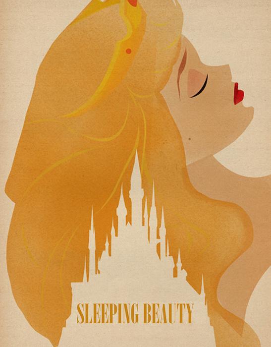 Disney - La belle au bois dormant - MagicBlood