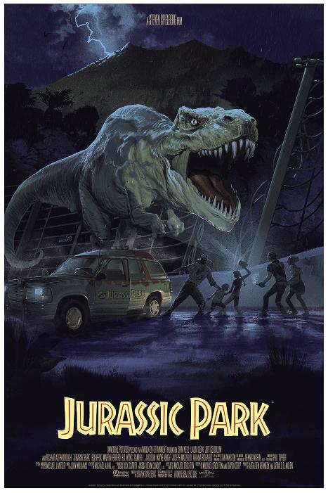 Jurassic Park - Mondo2