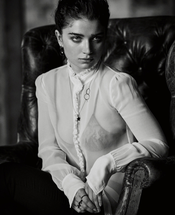 Eve Hewson - Town & Country