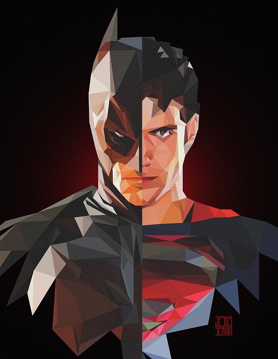 Jesus Servin - batman v superman