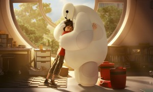 """Big Hero 6"" (L-R) HIRO and BAYMAX. ©2014 Disney. All Rights Reserved."