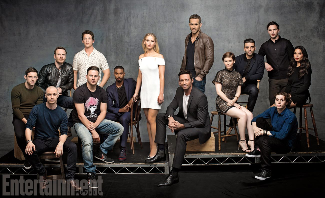 marvel - entertainment weekly