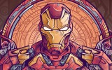 Iron Man - Ultron - jml2art1