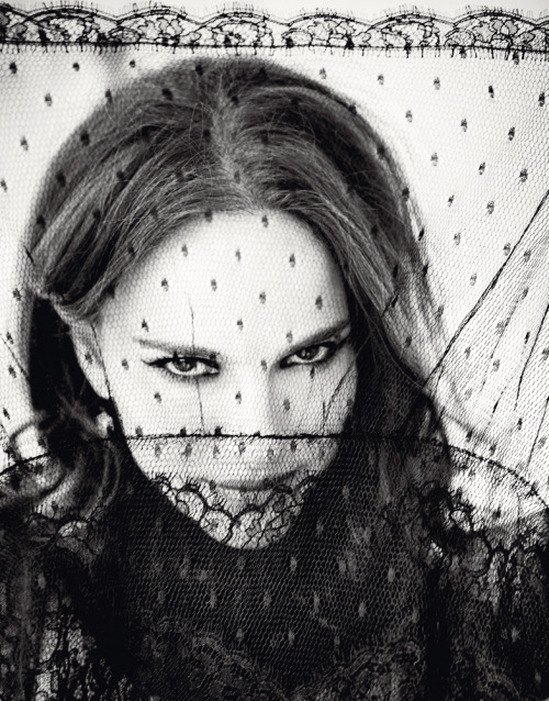 Natalie portman - Marie Claire UK