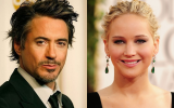 robert downey jr-jennifer lawrence