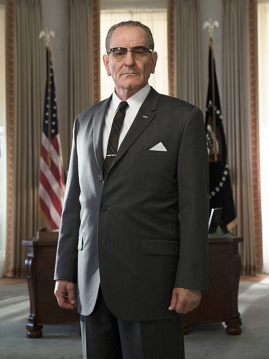 Bryan Cranston-Lyndon Johnson