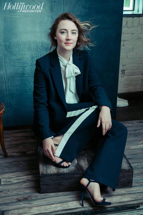 Saoirse Ronan - The Hollywood Reporter