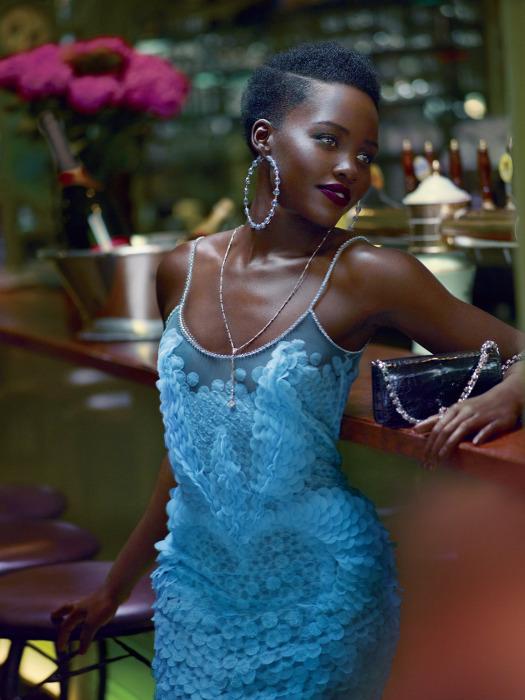 Lupita Nyong'o - Vogue