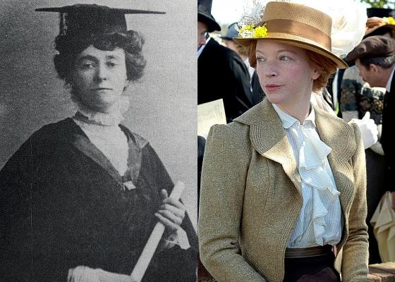 emily davison suffragette