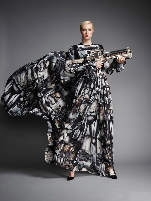 Gwendoline Christie - Vanity Fair