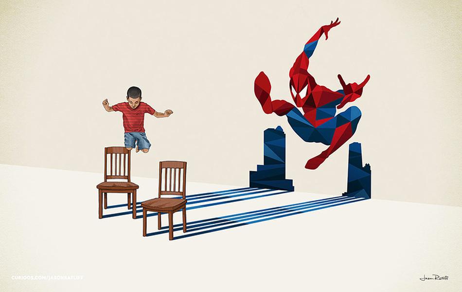 Jason Ratliff - spiderman