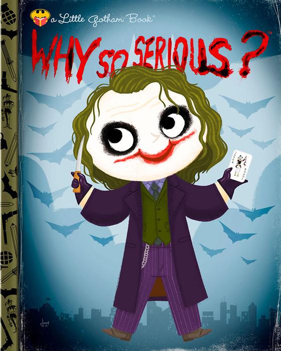 Joey Spiotto - joker