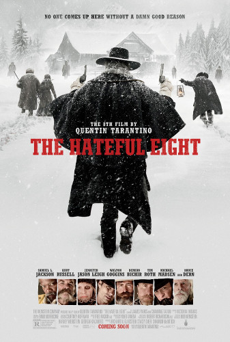 Les huit salopards-The Hateful Eight